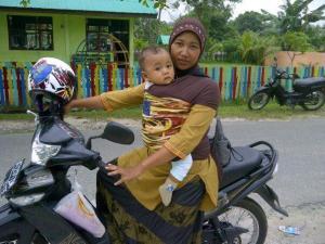 jual gendongan bayi hanaroo