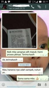 distributor hanaroo baby wrap jakarta