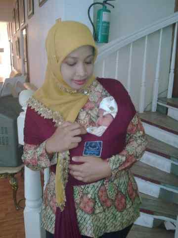 Jual Hanaroo Baby Wrap Gendongan Murah 0818 0210 3396 Jual