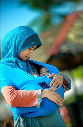 Jual Gendongan Kangguru Hanaroo Baby Wrap 0818 0210 3396 Jual