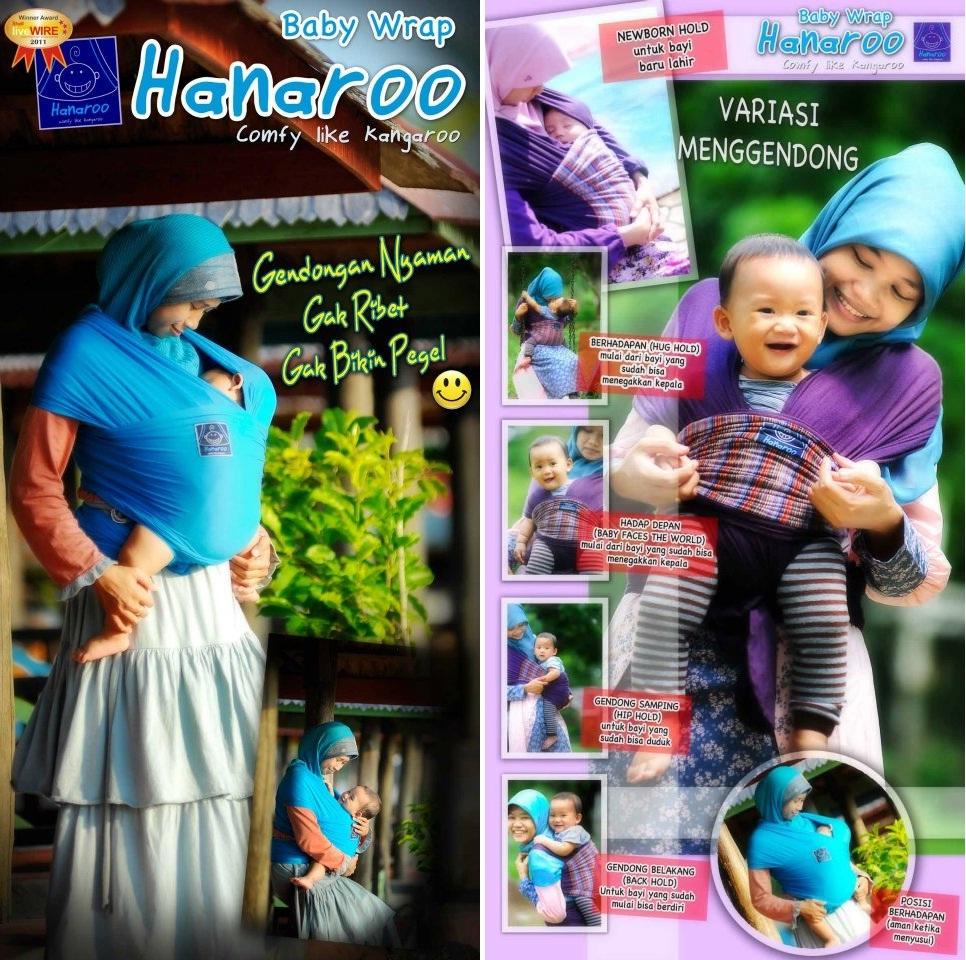 0818 0210 3396 Jual Cari Harga Gendongan Bayi Hanaroo Baby Wrap