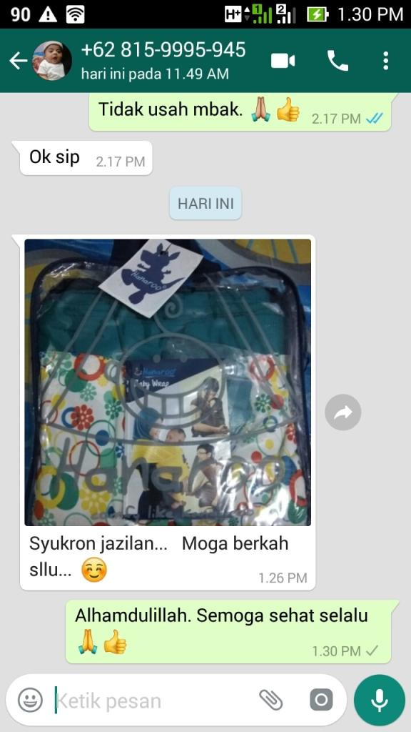 Jual Gendongan Bayi Hanaroo Di Surabaya 0818 0210 3396 Jual